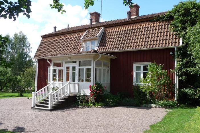 Astrid Lindgrens barndomshjem Näs (Foto: JayJay)