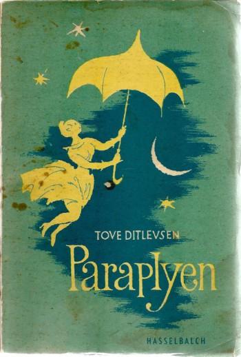 """""""Nattens dronning"""" udkom i 1952 i novellesamlingen """"Paraplyen""""."""