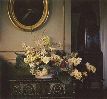 """Foto fra """"Karen Blixens Blomster""""."""
