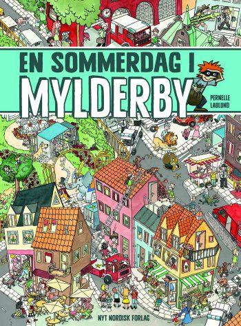 Dette er et anmeldereksemplar fra Nyt Nordisk Forlag.