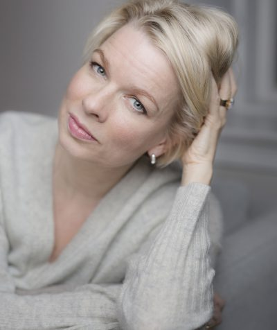 "Linn Ullmann, der er aktuel med ""De urolige"", gæster festivalen i år. Fotograf: Agnete Brun."