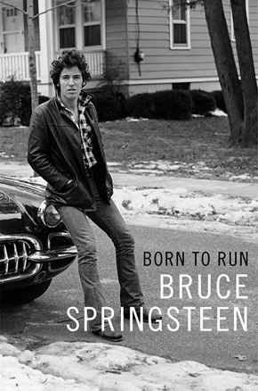 Bruce Springsteens selvbiografi udkommer tirsdag den 27. september.