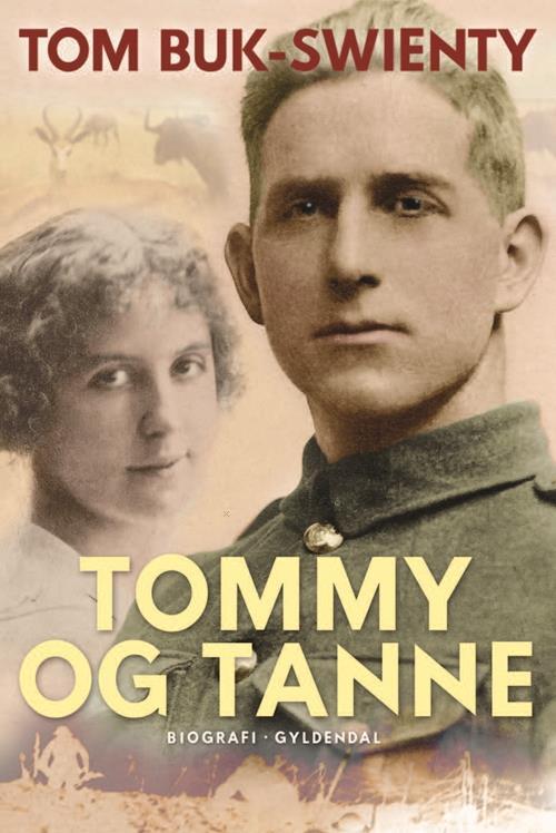 """""""Tommy og Tanne"""" udkommer i dag. Dette er et anmeldereksemplar fra Gyldendal."""