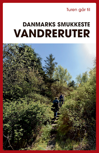 Smukkeste Vandreruter-forside