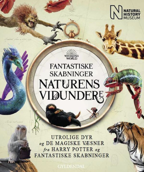 Rowling-Natural History-forside